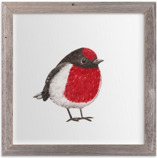 Red Bird Image